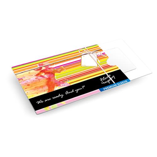 Kartenschuber ''Premium Sleeve''
