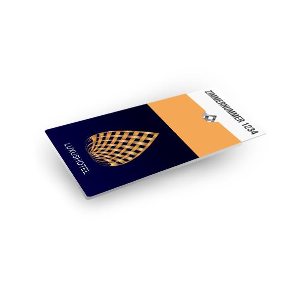 """Kartenschuber """"Sleeve Fit"""" für Hotels + Hotelkarten"""