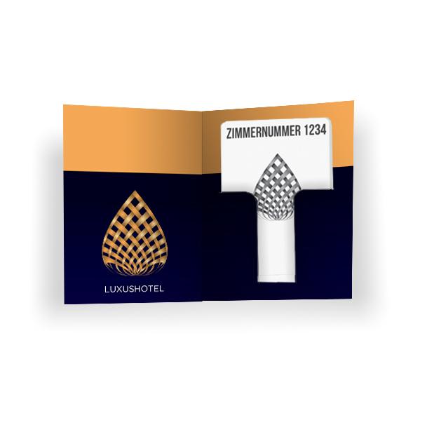"""Kartenhülle """"Local"""" für  Hotels + Hotelkarten"""