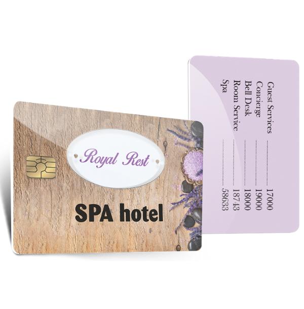 Chip Hotelkarten