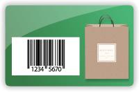 barcodekarten barcode EAN8